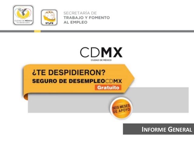 Apoyos para residentes de la CDMX que perdieron su empleo formal durante la pandemia