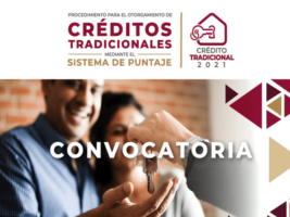 Convocatoria Créditos Tradicionales mediante Sistema Puntaje 2021