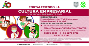 apoyo económico a microempresario de Álvaro Obregón