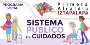Programa Cuidadores en Iztapalapa 2021