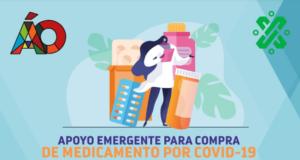 programa Apoyo Emergente para compra de medicamentos por covid19