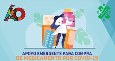 Programa social Apoyo Emergente para compra de medicamentos por covid19