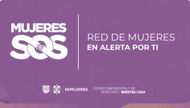 programa Red de mujeres en alerta por ti 2021