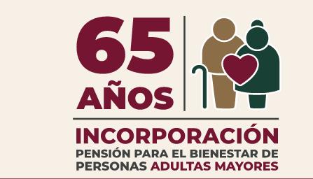 Registro programa Adultos Mayores